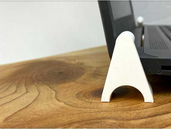 Mini Ergonomik Laptop Macbook Notebook Stand Kaldıraç Yükseltici