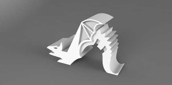 Ejderha Figürlü Masaüstü Telefon Tutucu Dekoratif Dekor Masaüstü
