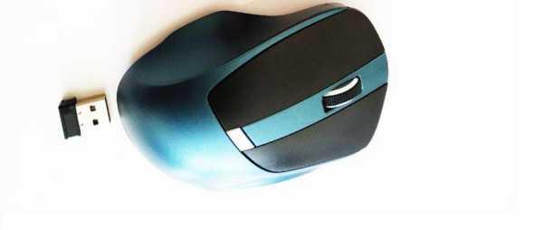 Kablosuz Mouse   Bilgisayar Wireless Ergonomik Tasarım 2.4Ghz