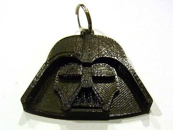 Darth Vader Anahtarlık Star Wars Yıldız Şavaşları Hediyelik