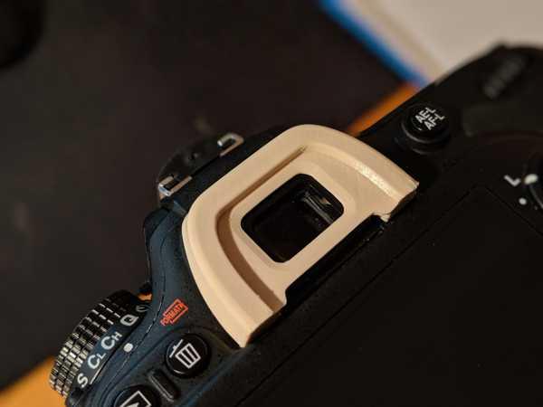 Nikon DK-21 göz merceği  Organik Plastikten Dekoratif Aksesuar