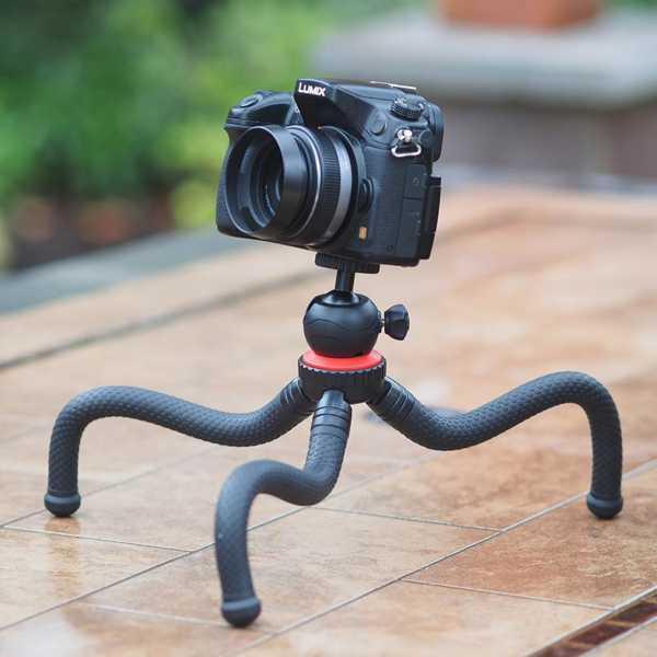 Akrobat Tripod Ahtapod Esnek Kamera Telefon Fotoğraf Profesyonel