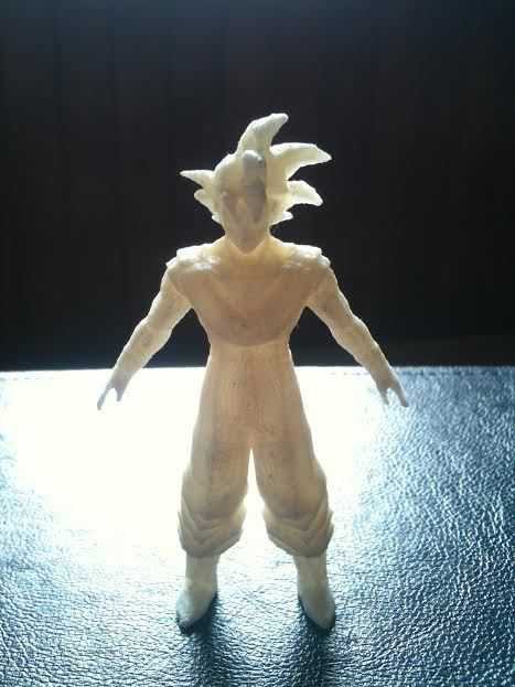 Goku - Ejder topu Z Biblo Dekoratif Hediyelik Süs Eşyası Maket