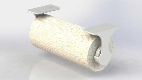 Toptan Kağıt Havlu Tutacağı Plastik Aparat