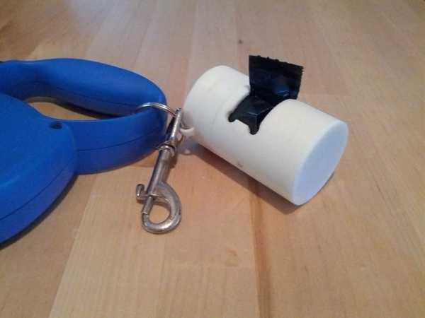 Köpek çöp torbası tutacağı Tutucu Kutu Aparatı Anahtarlık Pratik