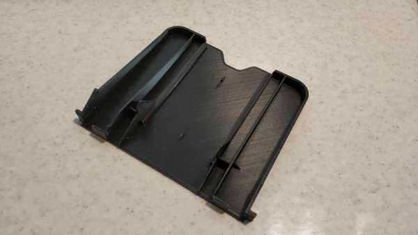 HP LaserJet M1212nf MFP için Kağıt Tepsisi  Organik Plastikten