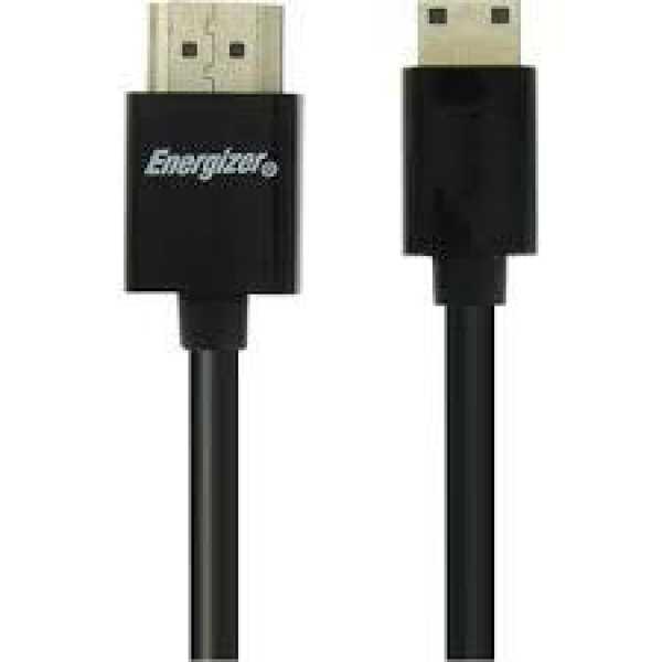 Toptan Energizer  HDMI TO Mini HDMI 1.5m Kablo Görüntü Aktarıcı