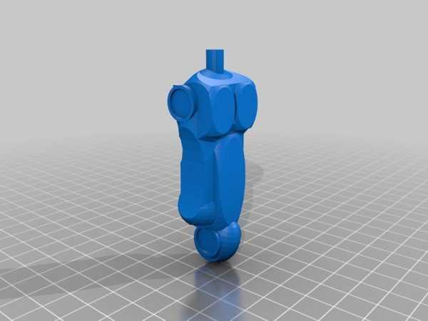 J-Bot_Body Plastik Aparat