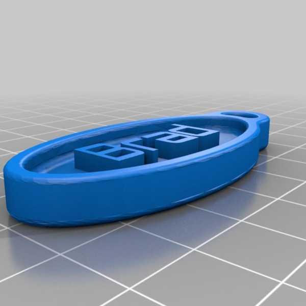 Benim Özelleştirilmiş Anahtarlık Plastik Aparat