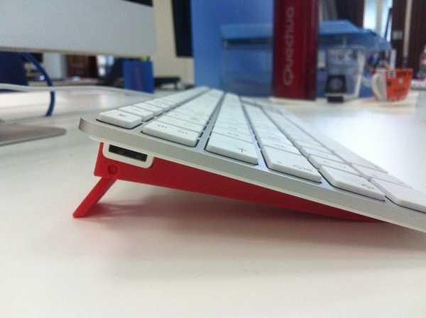 apple Mac Magic Klavye Keyboard Ayağı Tutucu Askısı Standı Aparat
