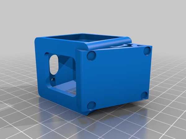 Lens Montajı Plastik Aparat