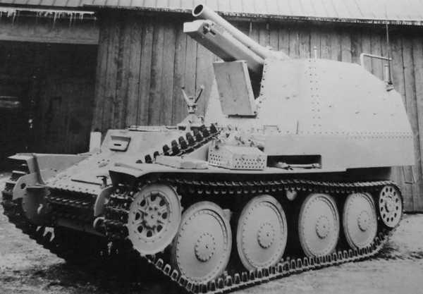 Izgara Ausf M 1:56 Plastik Aparat