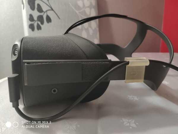 Destek Link Oculus Quest Plastik Aparat