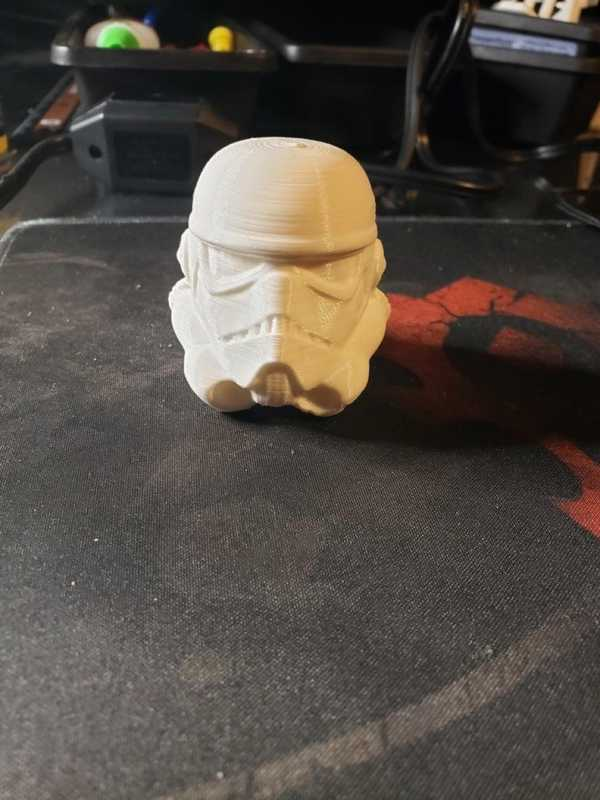 Stormtrooper Kafa Plastik Aparat