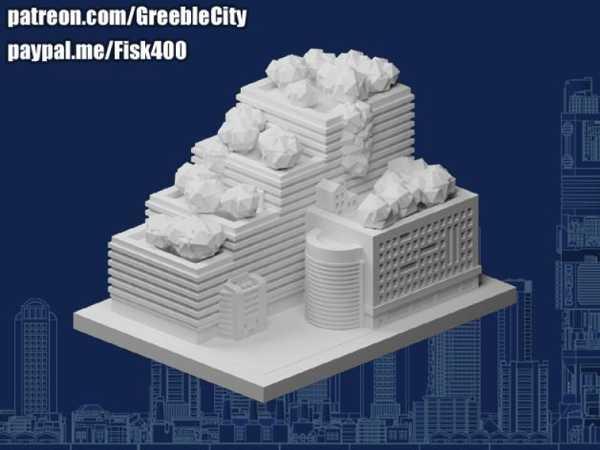 Greeblecity: Hister Ofisi Plastik Aparat