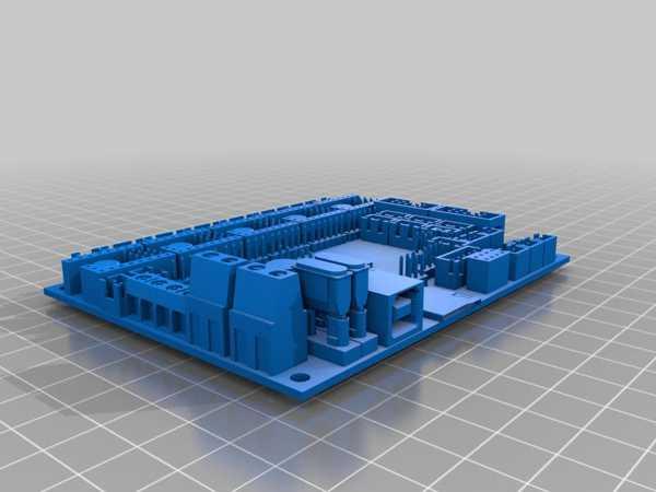 Bigtreetech Skr1.4 Adım Ve Fusion 360 Dosyaları İle Plastik Aparat