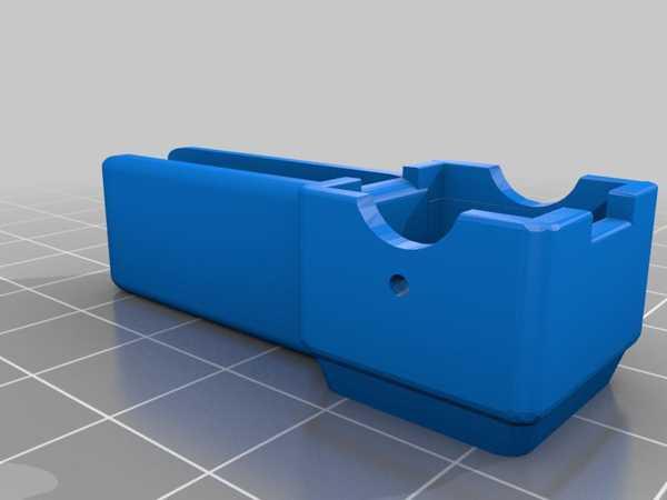 Xhamster Zohd Drift İçin Ant Kamera Dümen Montajı Plastik Aparat