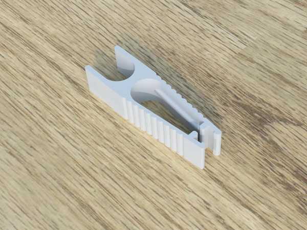 Toptan Sigorta Kaskı - Bıçak Sigorta Kaldırma Aracı Plastik Aparat