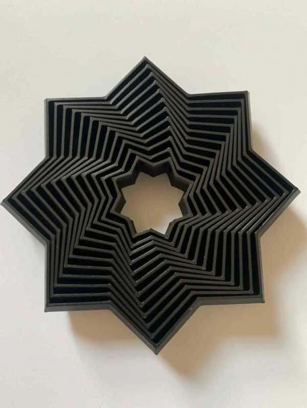 Toptan Fidget Yıldızı Biblo Dekoratif Hediyelik Süs Eşyası Maket