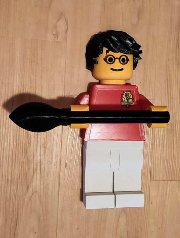 Toptan Lego Tp Tutucu Harry Potter Plastik Aparat