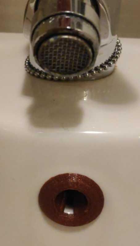 Balchellecedor Desagüe Lavabo Plastik Aparat