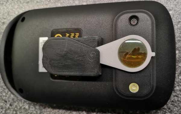 Termal Kamera Makro Lens Co2 Lens Lazer Plastik Aparat