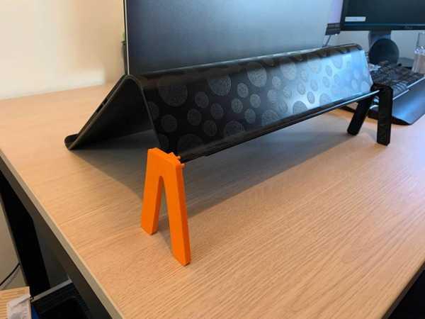Ikea Bräda Laptop Standı Bacaklar Tutucu Sabitleyici Aparat