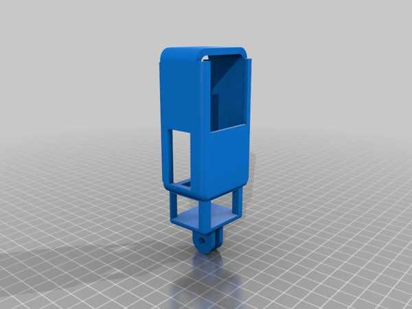 Insta360 One R Dikey - Pil Yok Plastik Aparat