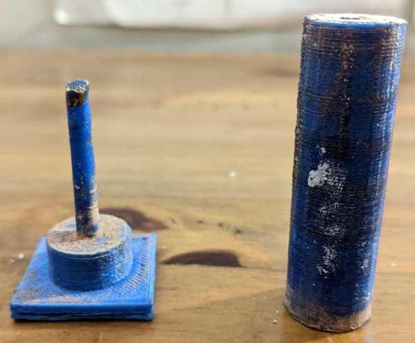 Roket Takım Seti (Süre Roket Motoru İçin) Plastik Aparat