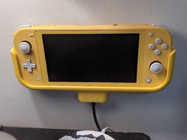 Nintendo Anahtarı Lite Dock Plastik Aparat