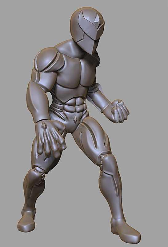 Güç Ranger (Özel) Plastik Aparat