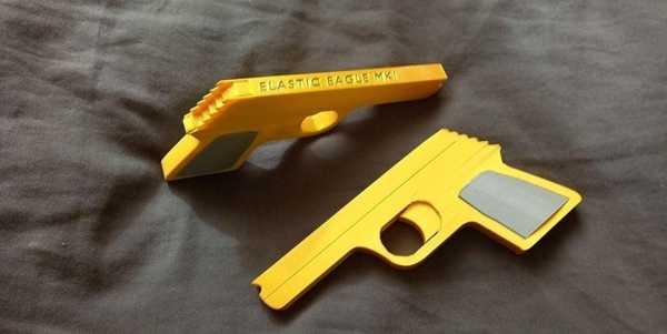 Toptan  Lastik Bant Gun (Mkii) - Montaj Gerekmez! Plastik Aparat