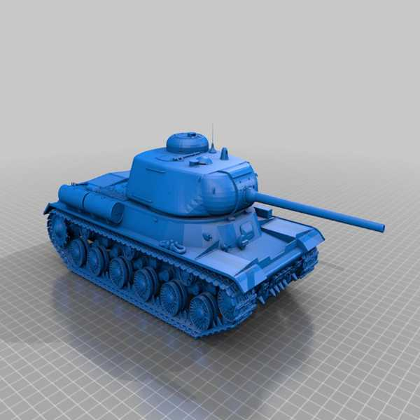 Toptan Tank Is-1 Model Plastik Aparat