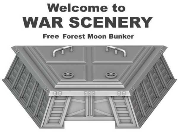 Orman Ay Bunker Plastik Aparat