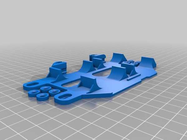 Toptan Frsky Horus X10S Çift Akü Tepsisi (2X 18650) [Rmx] Plastik Aparat