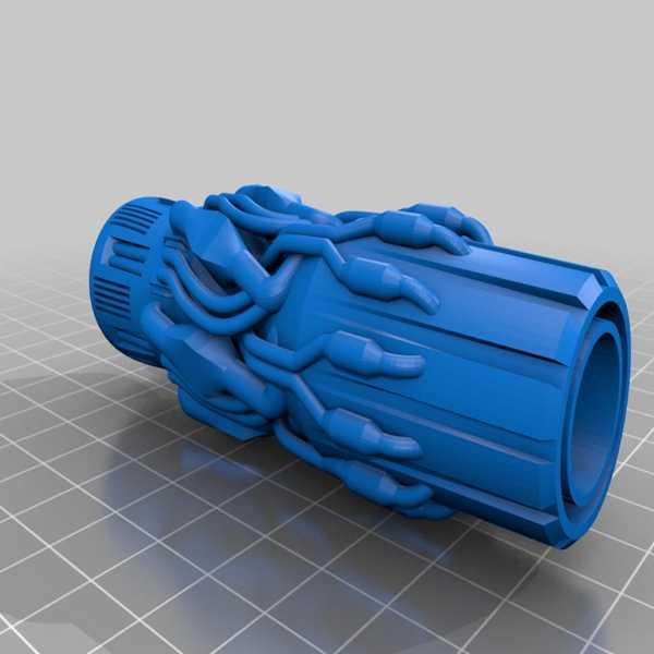 Füzyon 360 Motor Plastik Aparat