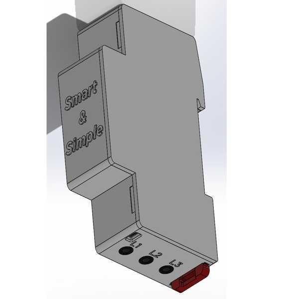 Toptan Akıllı Ve Basit Sensör Çantası (Smart.Evsvet.Eu) Plastik Aparat