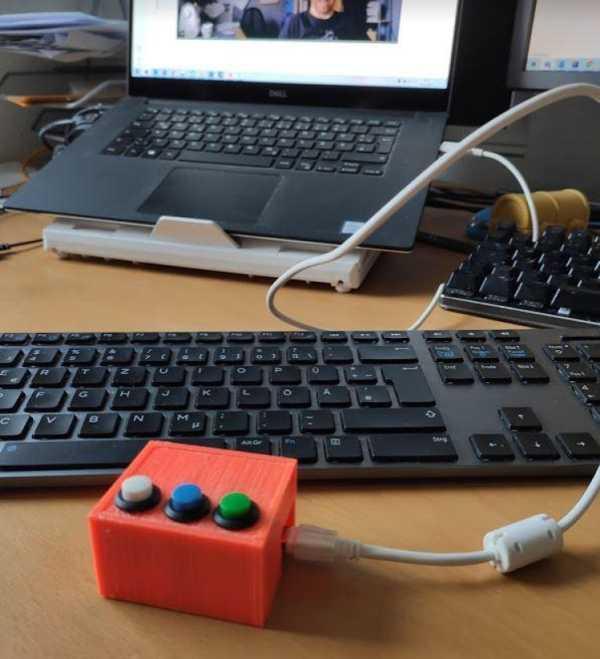 Ms Takımları Keypad Kutusu Plastik Aparat