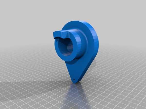 Direksiyon Kol Şaftı Plastik Aparat