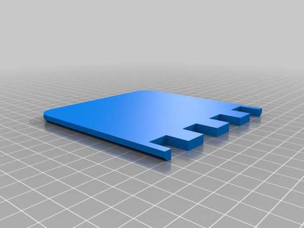 Fayans Yapıştırıcı Serpme Makinesi 1/2 X 1/2 (13Mm X 13Mm) Plastik Aparat
