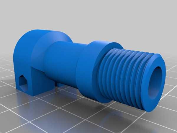 Arama Göstergesi / Messuhrhalter M14X1,25 Für Simson Plastik Aparat