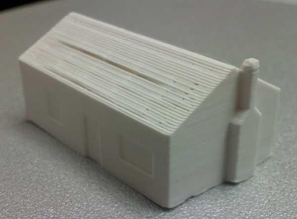 Çiftlik Evi Model Evi Biblo Dekoratif Hediyelik Süs Eşyası Maket