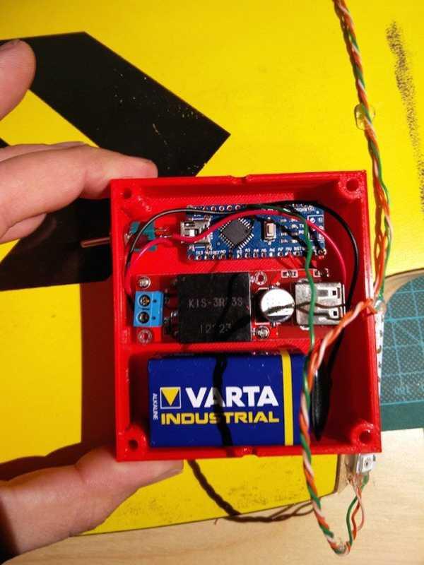 neopiksel ve arduino nano ile longboard ışığı - elektronik