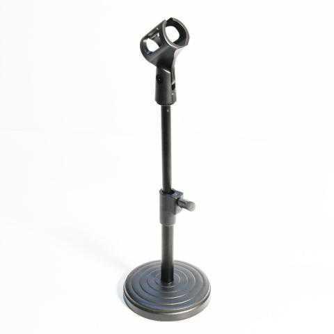 Uzayabilen Mikrofon Tutucu Stand El Tipi Mikrofon Tutucu Masaüstü