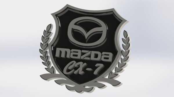 Mazda Cx-7 Plastik Aparat