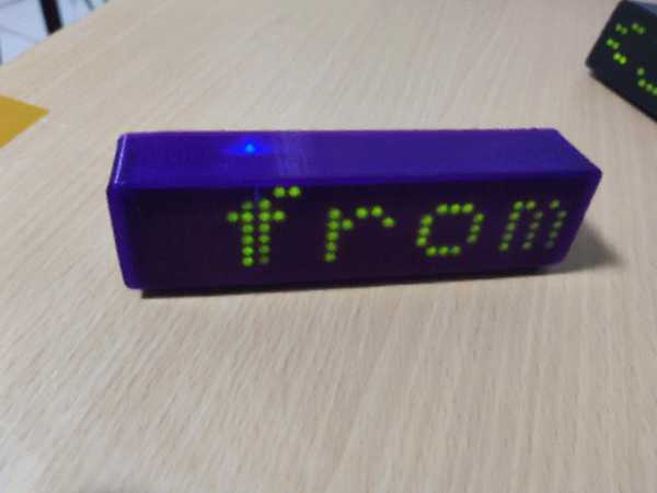 Minidenko - Taşınabilir Bir Mesajlaşma Cihazı Plastik Aparat