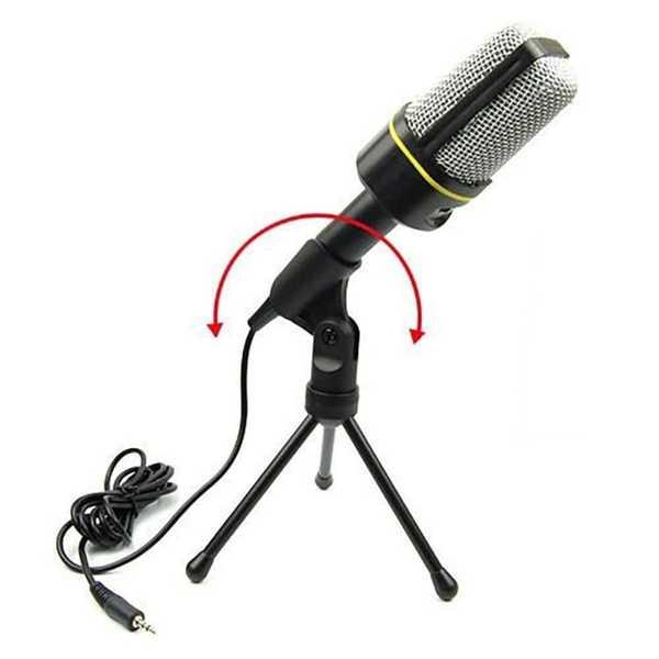 Gürültü Azaltıcı Mikrofon SF920 Tripodlu Condenser Kayıt Kondenser