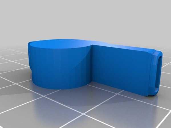 Toptan Mini Düdük Organik Plastikten Oyuncak Anahtarlık Aksesuar