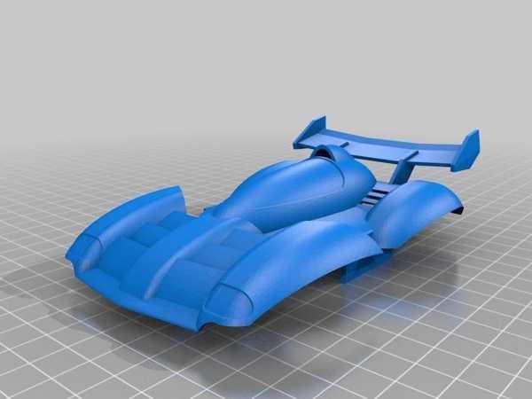 Mini 4Wd Organik Plastikten Biblo Dekoratif Hediyelik Süs Eşyası
