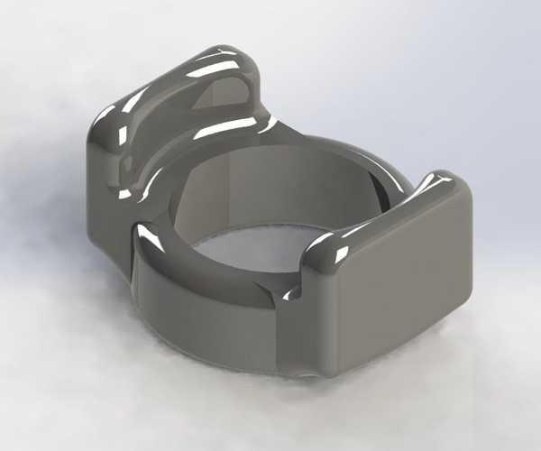 Mobius Lens Koruyucu (Geniş Açılı Lens İçin) Plastik Aparat